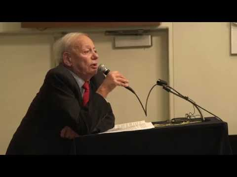 Sigmund Rolat Speaks about Polin: The Museum of the History of Polish Jews