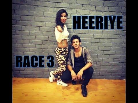 HEERIYE|RACE3|Salman Khan, Jacqueline | Meet Bros ft. Deep Money, Neha Bhasin