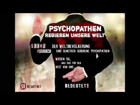 Sott Radio Deutsch: Psychopathie für Dummies - Hollywood-Fil