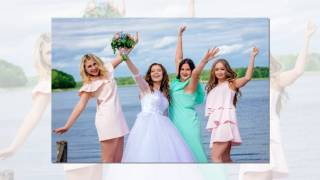 Свадебные фотографии Слайдшоу