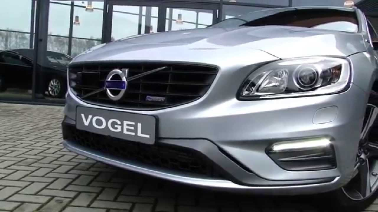 Video V60 R Design Electric Silver - YouTube