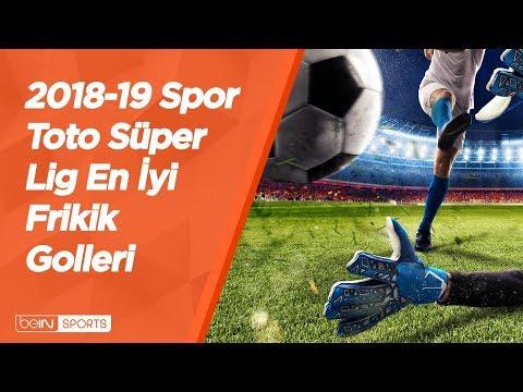 Spor Toto Süper Lig 2018-19 Sezonu | En iyi Frikik Golleri