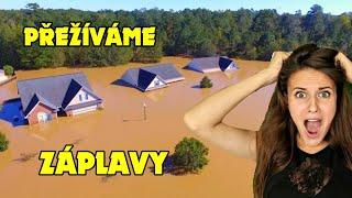 UPLAVAL CELÝ BARÁK! Jak přežíváme povodně v Austrálii - reálné záběry