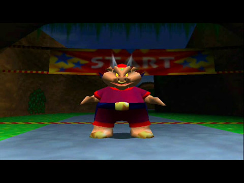 Diddy Kong Racing ST - Wizpig Victorious