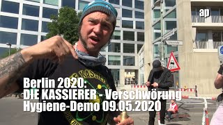 Berlin 2020: DIE KASSIERER - Verschwörung