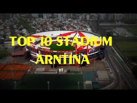 Top 10  Biggest Stadium Argentina