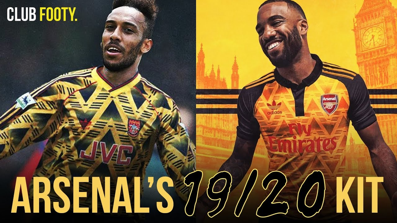 new york 784d9 fc3d6 HOW ARSENAL'S 2019/20 ADIDAS KIT COULD LOOK | CLUB FOOTY