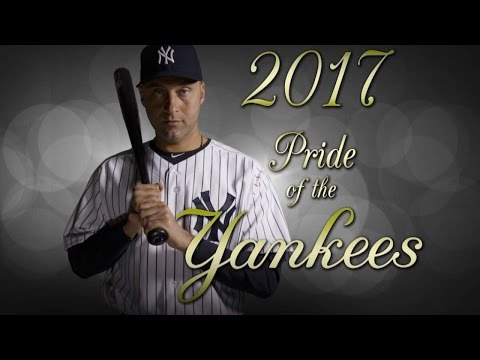 2017 Pride of the Yankees: Derek Jeter