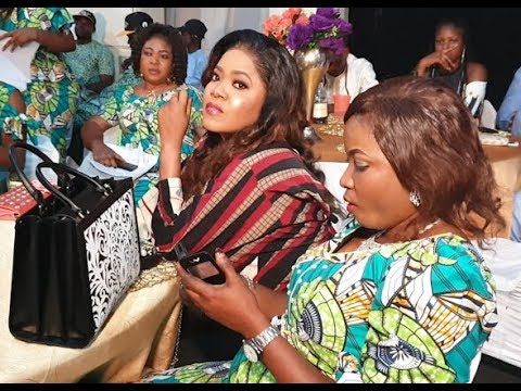 Download TOYIN ABRAHAM AND LIZZY ANJORIN AT THE SAME EVENT,SEE WHAT HAPPEN