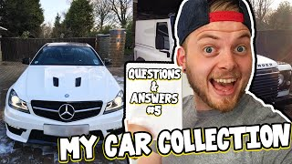 MY CAR COLLECTION! - Questions & Answers! [5]