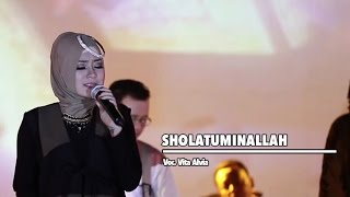 Vita Alvia - Sholatuminallah (Official Music Video)