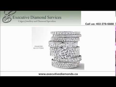 Diamond RingS Calgary | Jewelry Stores Calgary | Wedding Rings Calgary