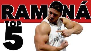 5 najlepších cvikov na ramená. Tipy na objem a tréning ramien.