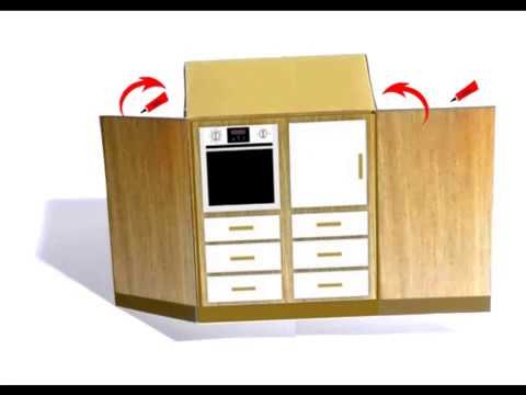 backofenschrank. Black Bedroom Furniture Sets. Home Design Ideas
