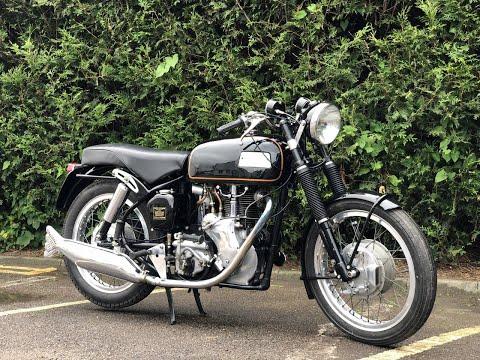 1959 Velocette Venom Clubmanised 500cc For Sale