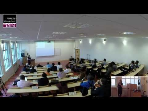 """Master Class - Marie Holm - """"How to Develop an Optimal Mindset to Enhance Innovation"""" 2014"""