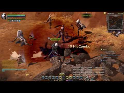 Dragon Nest Europe - Lv 90 Daily Quest [Arch Heretic]