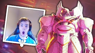 Destiny 2 FIRST TIME PLAYING REACTION!! (Destiny 2 HOMECOMING STORY MISSION GAMEPLAY)