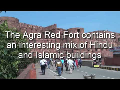 Agra Red Fort: The Walled City in Uttar Pradesh