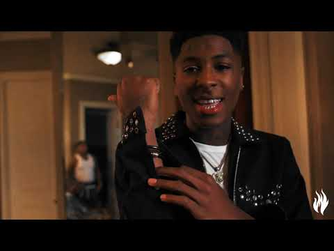 NBA Youngboy - Lock ft. 21 Savage (Official Music Video)