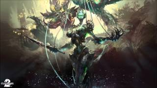 Guild Wars 2 OST - The Origins Of Madness - Twisted Marionette Battle Part 1