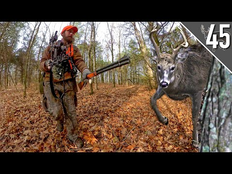 BIG WOODS DEER HUNTING!!! (Missouri Rifle Season)