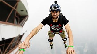 Flippydoos and Whatnots | BASE Jumping | KL Tower, Malaysia 2015