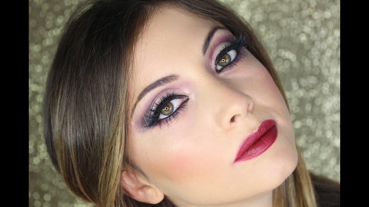 Estremamente TRUCCO SEXY INTENSO DA SERA / CERIMONIA / FESTA - party makeup  OM04
