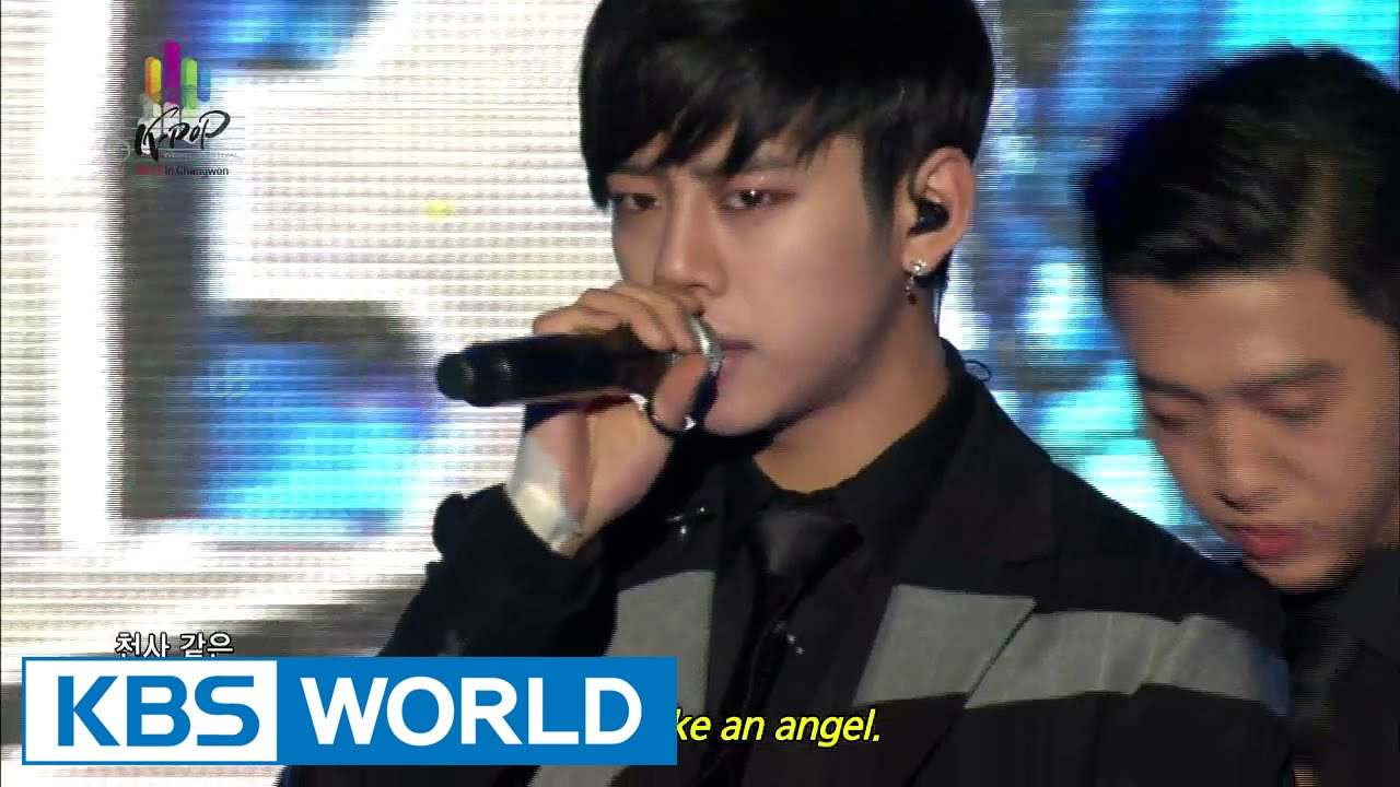 K-Pop World Festival 2014 | B.A.P - 1004 (Angel)
