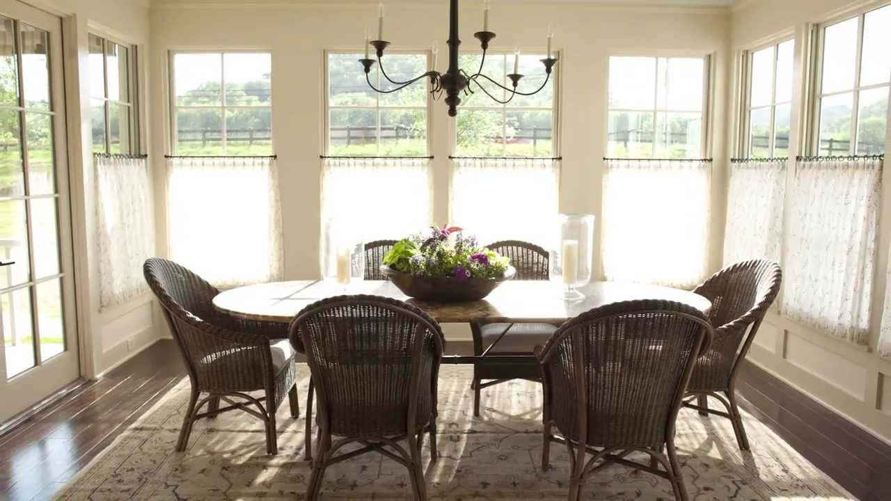 Casual Dining Room - YouTube