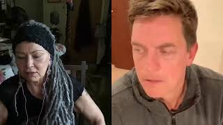 Roseanne Barr with Jim Breuer