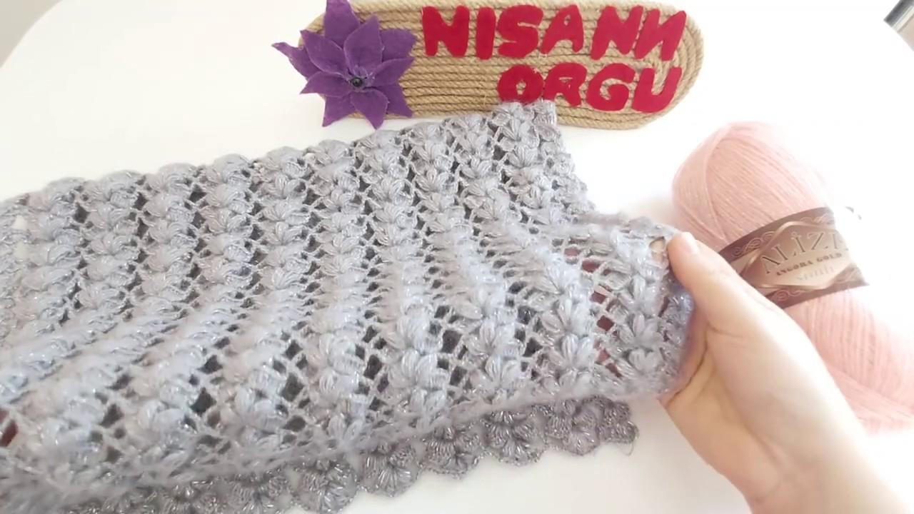 #knitting#knittingpattern#crochet  TIĞ İŞİ FISTIKLI BAKLAVA DESENLİ ÇEYİZLİK YELEK YAPIMI 1.BÖLÜM