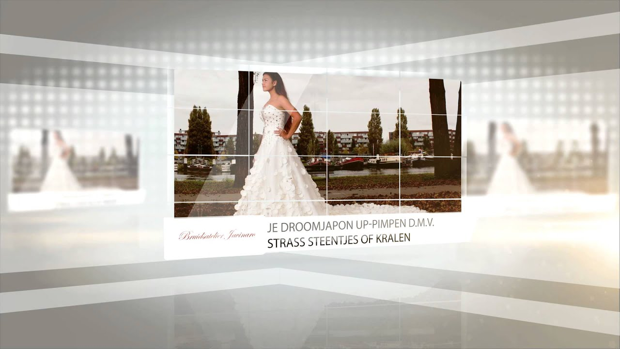 Bruidsjurken Almere.Bruidsatelier Javinaro Almere Bruidsmode Bruidskleding Bruidsjurk