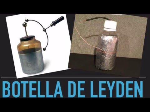Proyecto - Botella De Leyden - FI UNAM