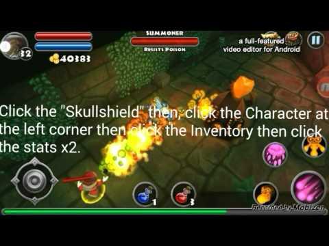 Cheat (Glitch) in Dungeon Quest 2015