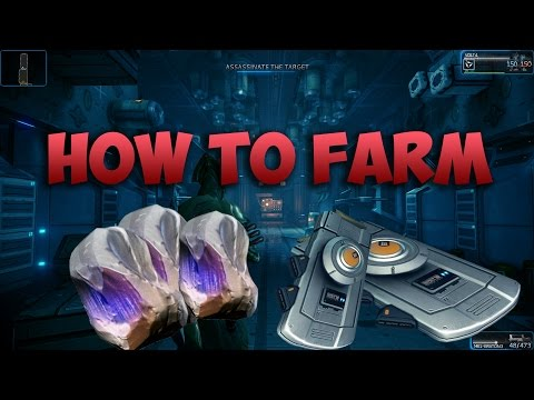 How to Get Argon Crystals and Control Module in Warframe | Warframe Guide