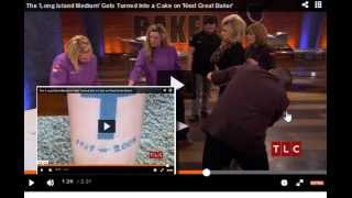 Video Proof Long Island Medium Is a FRAUD!