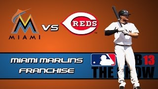 MLB 13 The Show Franchise Mode: Miami Marlins - A Chance to Clinch [Y5G155 EP55]
