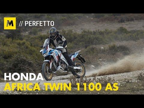 Honda Africa Twin 1100 Adventure Sports 2020: TEST