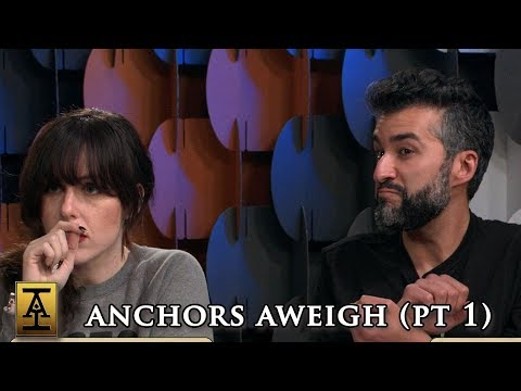 """Anchors Aweigh, Part 1 - S1 E21 - Acquisitions Inc: The """"C"""" Team"""
