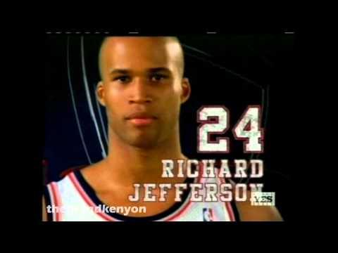 Richard Jefferson career-high 42 points, 7 assists & 6 rebounds vs. Cavs (December 22, 2004)