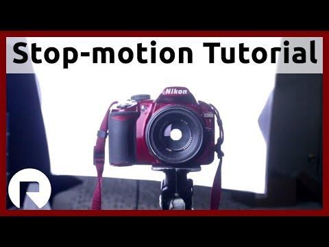 Preventing Nikon Light Flicker (Stop-motion Tutorial)