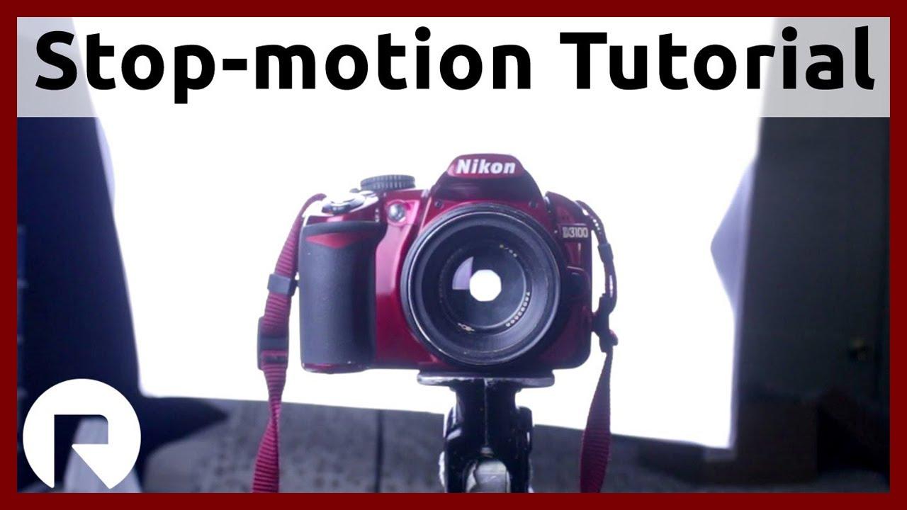 Preventing Nikon Light Flicker (Stop-motion Tutorial) - YouTube