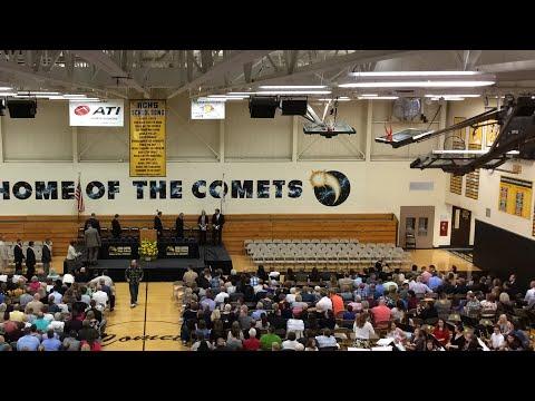 RCHS 2018 Graduation