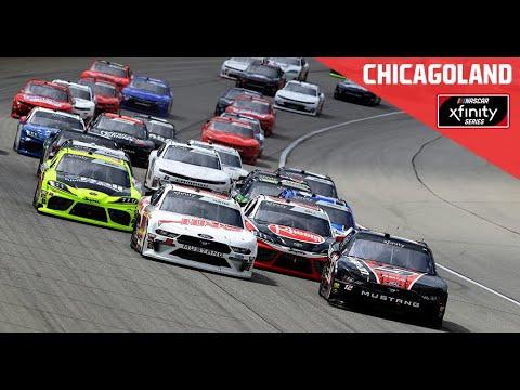 NASCAR Xfinity Series - Full Race - Camping World 300