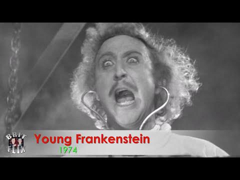 YOUNG FRANKENSTEIN GENE WILDER  | Brit Flix Ep. 13| What's your favorite moment?