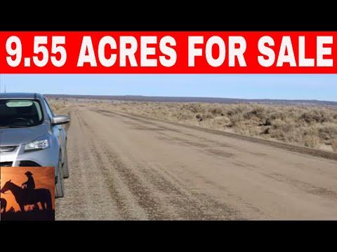 Oregon 9.55 Acres For Sale Owner Financing