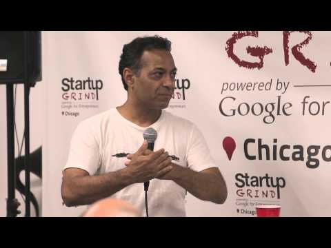 Jai Shekhawat (Pivitol Labs/Fieldglass) at Startup Chicago
