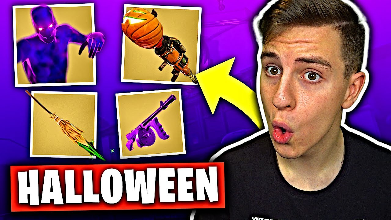 HALLOWEEN w Fortnite