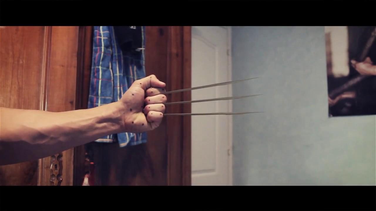 My first wolverine claws cgi youtube - Wolverine cgi ...